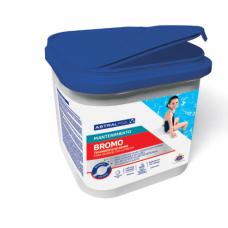 ASTRAL-130 Bromo em pastilhas - 5Kg - ASTRALPOOL
