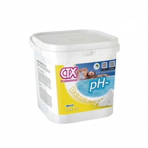 CTX 10 pH- minorador pH - 8Kg