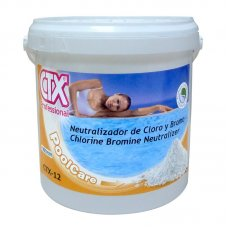 CTX 12 - Neutralizador de cloro e bromo, Emb: 6 Kg, CTX