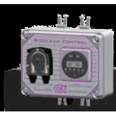 Dosagem automática de oxigénio líquido, 1,1 l/h - 1,5 bar, Bioclean Control