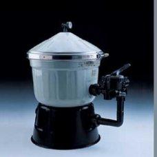 """Filtros de Diatomites Clarity 11.000 l/h Ø 600 mm saídas 11/2"""" Mod. DE-24"""